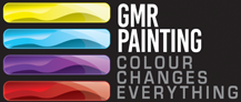 GMR Painting Ltd. Logo